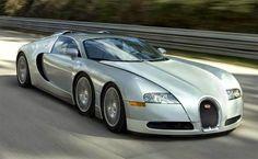 The Bugatti Tiger V14 Edition