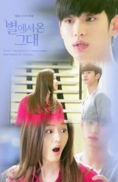 Man From the Stars--love this drama so much
