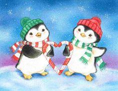 images of mignonnes illustration christmas | Hiver et Noel Images mignonnes - Page 3
