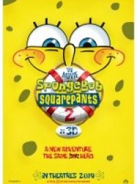 Sünger Bob Kare Pantolon 2 / The SpongeBob SquarePants Movie 2
