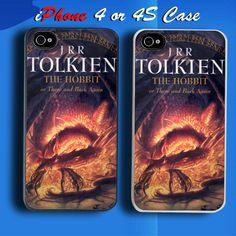 The Hobbit Custom iPhone 4 or 4S Case Cover