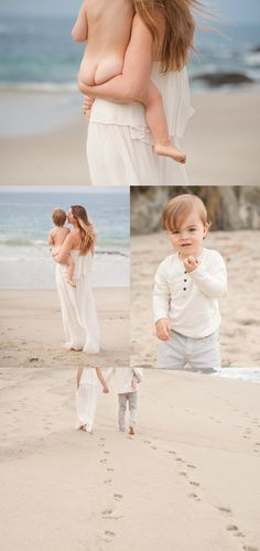 Beach Morning…{orange county and Laguna Beach family and child photographer} | Orange County Newborn and Baby Photographer | Jen Gagliardi i...