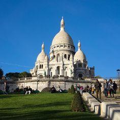 The beautiful gems of Paris. Sacre-Coeur || by wanderlustchronicles