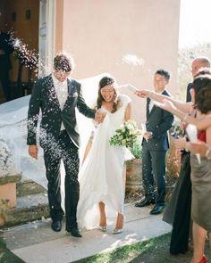 Lavender ceremony toss
