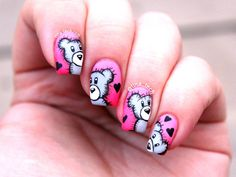 Will You Try These Adorable Teddy Bear Nail Arts? | Stylish Board