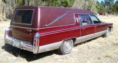 1991 Cadillac Hearse !