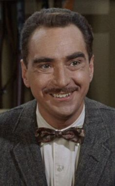 """Jack Dodson (1931 - 1994) Played Howard Sprague on the TV series """"The Andy Griffith Show"""" and """"Mayberry R.F.D."""""""
