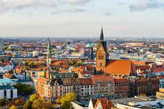 Photo about Above view of the Marktkirche and Hannover City, Germany. Image of skyline, tower, city - 34884696 Ohio, Virginia, Victorian Trading Company, Trading Places, Top Destinations, Filming Locations, East Africa, Best Cities, Wanderlust Travel