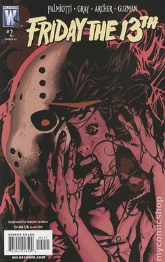 Friday The 13th (2006 DC Wildstorm) 2