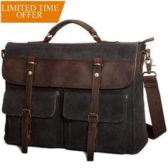 13 Best Top 10 Best Laptop Messenger Bags Review images 505c1a4dd7850