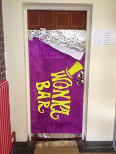 Excellent idea for the door!! | Wonka Week | Pinterest | The Doors ...