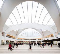 Javier Callejas, Birmingham, Station, AZPML - Het nieuwe Birmingham Station - Wonen voor Mannen