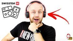 🎧 Tahle sluchátka mají FM rádio a MP3 přehrávač! | WRTECH [4K] 4k, Macbook Pro, Galaxy Note, Fitbit, Blues, Samsung Galaxy, Tech, Science, Youtube