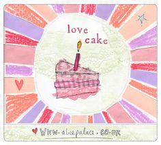 Love cake [no.206 of 365]