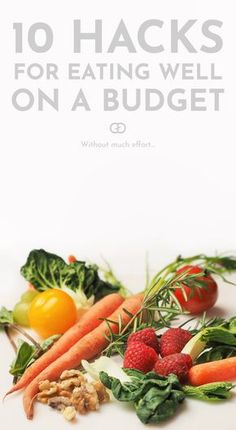 By following these simple steps you will be able to reduce the waste and cut your food budget in half, while eating amazing and healthy meals! Your family grocery budget can be small, but your can eat well. Save these tips for later!
