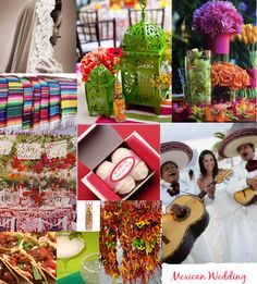 mexican themed receptions For Wedding Centerpieces | Wonderful Day Weddings: Heritage Weddings