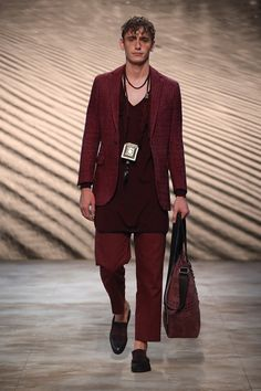 Daks Spring/Summer 2017 Menswear Milan Fashion Week
