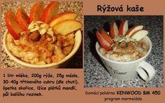 0439. rýžová kaše z domácí pekárny - fotoalba uživatelů - Dáma.cz