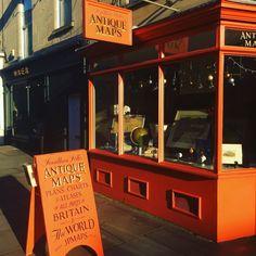 Jonathan Potter Map Shop, Margaret Buildings, Bath, England (2016) Shops In Bath, Map Shop, England And Scotland, Fantasy Series, Antique Maps, Cartography, Wwi, Writing Inspiration, Dark Fantasy