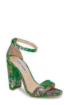 66569e8f0a5 Steve Madden Carrson Sandal (Women) High Heel Pumps