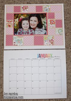 Roxybonds Close To My Heart CTMH consultant : CTMH-- New Product Blog Hop-- Calendars for Kids