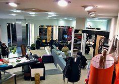 Asia Trading – Home Shop, Terni. Vista del negozio.