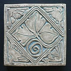 Batchelder tile designs stand the test of time. This beauty is from Karen Michelle Antique Tiles.