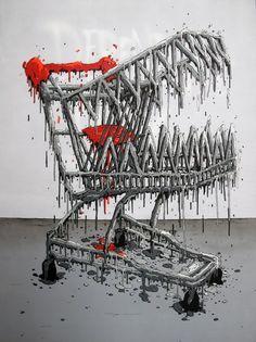Arte sobre consumismo e globalização 6