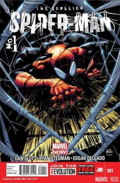 Superior Spiderman #1  http://www.thebestlittlecomicshop.co.uk/products/superior-spiderman-1