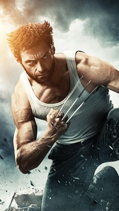 The Wolverine,so cool.The Wolverine,so cool.The Wolverine,so cool. Marvel Comics, Xman Marvel, Marvel Dc, Marvel Heroes, Captain Marvel, The Wolverine, Wolverine Movie, Hugh Jackman, Hugh Michael Jackman