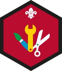 Teamwork Challenge Award | Beavers Challenge Badges | Pinterest ...