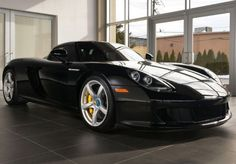 One of the sexiest cars in the world! FACT! Take a look at this Porsche Carrera GT on @eBay today! #supercars #spon
