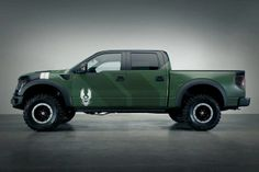 Ford SVT Raptor HALO Edition