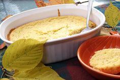 You will love the ease of this dairy-free corn pudding recipe (perfect for the holidays), and the leftovers as corn cakes. Dairy Free Diet, Dairy Free Recipes, Paleo Dairy, Lactose Free, Gluten Free Thanksgiving, Thanksgiving Recipes, Holiday Recipes, Dairy Free Margarine, Corn Pudding Recipes