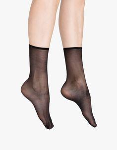 Donne nude in american socks