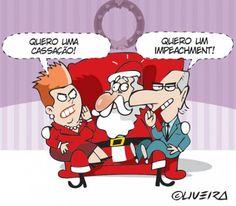 Pedidos ao Papai Noel