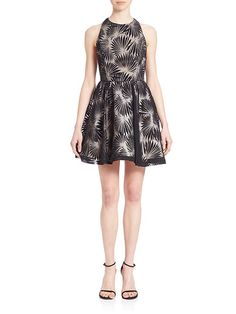 I'm shopping Alice and Olivia in the Saks iPhone app.