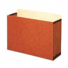GLWFC1536G - Redrope File Cabinet Pockets by Cardinal Brands, Inc. $25.53. Redrope File Cabinet Pockets