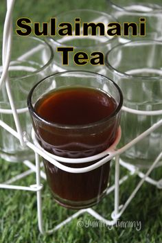 Sulaimani Tea Recipe - How to Make Sulaimani Chai Recipe Tea Recipes, Coffee Recipes, Indian Food Recipes, Mango Iced Tea, High Tea Food, Chai Tea Recipe, Tea Illustration, Tea Varieties, Ancient Recipes