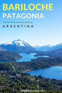 #Argentina #travel: San Carlos de #Bariloche, Angentinian #Patagonia. Things to do in Bariloche including Cerro Campanario and Hotel Llao Llao, and my personal experience there. #SouthAmerica #SouthAmericaTravelGirl