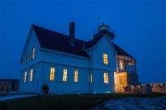 8 Lighthouses in America Where You Can Spend the Night