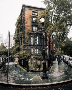 Stuyvesant Street New York City