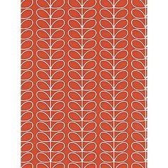 Buy Orla Kiely House for Harlequin Linear Stem Wallpaper Online at johnlewis.com - KITCHEN