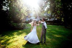 beautiful backyard anniversary session | Sarah Kriner Photography | Glamour & Grace