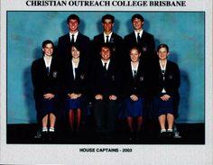 House Captains 2003