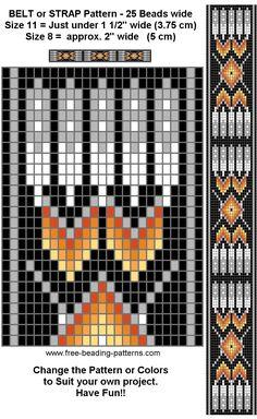 free-beading-pattern-regalia-belt-black