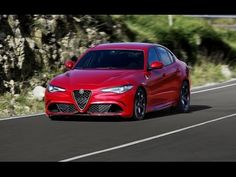 MasQmotor Imágenes oficiales Alfa Romeo Giulia Quadrifoglio 2017