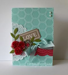 Mums Birthday Card by karrenj - Cards and Paper Crafts at Splitcoaststampers