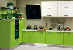 12 Colorful Kitchens That Will Inspire You - Top Inspirations