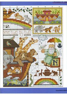 Gallery.ru / Фото #3 - Cross Stitch Gold 06 - tymannost